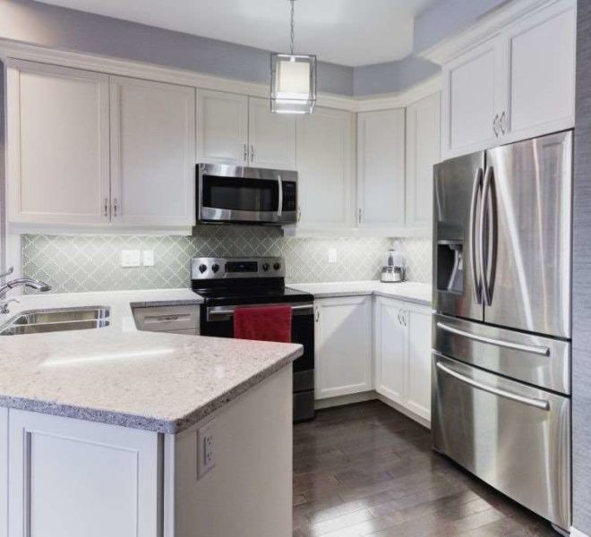 Brampton kitchen reno